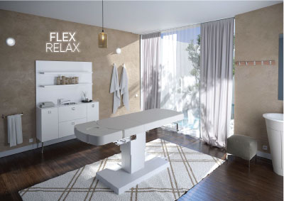 Flex relax Hydro Lounge